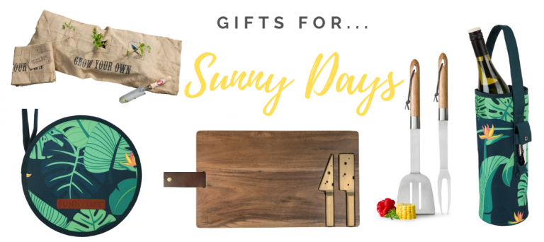 Gifts for sunny days