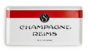 Rosanna Champagne Reims Tray