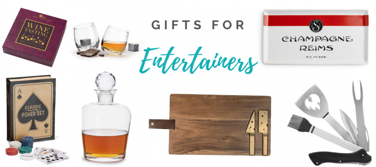 Gifts for Entertainers