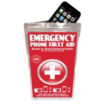 Emergency Phone First Aid Pouch NOW $5 (was $19.95)