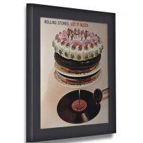 Art Vinyl Flip Frame Record Frame