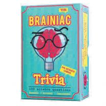 Brainiac Trivia Game