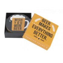 Coaster Set - Beer