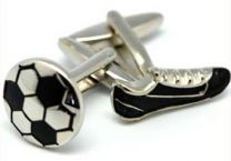Cufflinks, Soccer in box