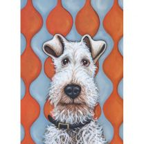 Wire-Haired And Loving It by Claire Brierley
