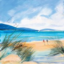 At the Beach by Claire McKellar