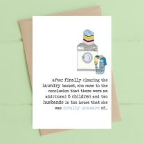 Greeting card for mums