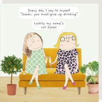 Greeting Card - Susan (FREE DELIVERY)