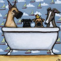 Who Doesn't Love A Bath? by Claire Brierley