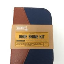 Refinery Shoe Shine Kit - carry case