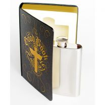 Suck UK Flask in a Book