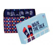 Men's Socks - Walk the Talk