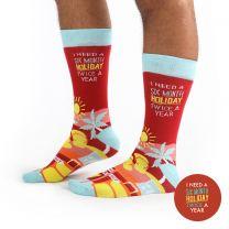 Wise Men Socks - Holiday