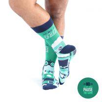 Wise Men Socks - Pause