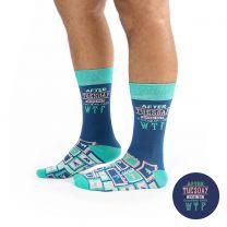 Wise Men Socks - WTF
