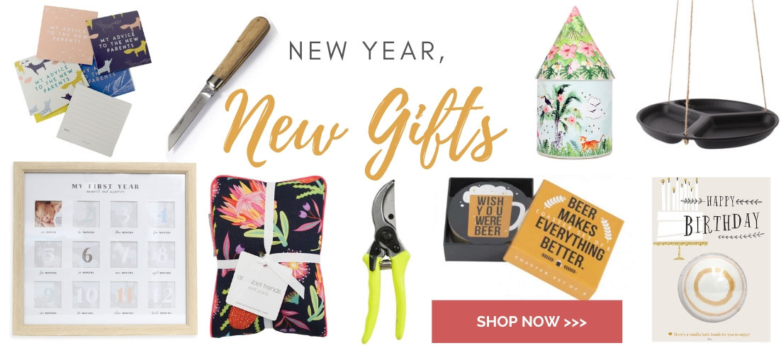 New Year New Gifts
