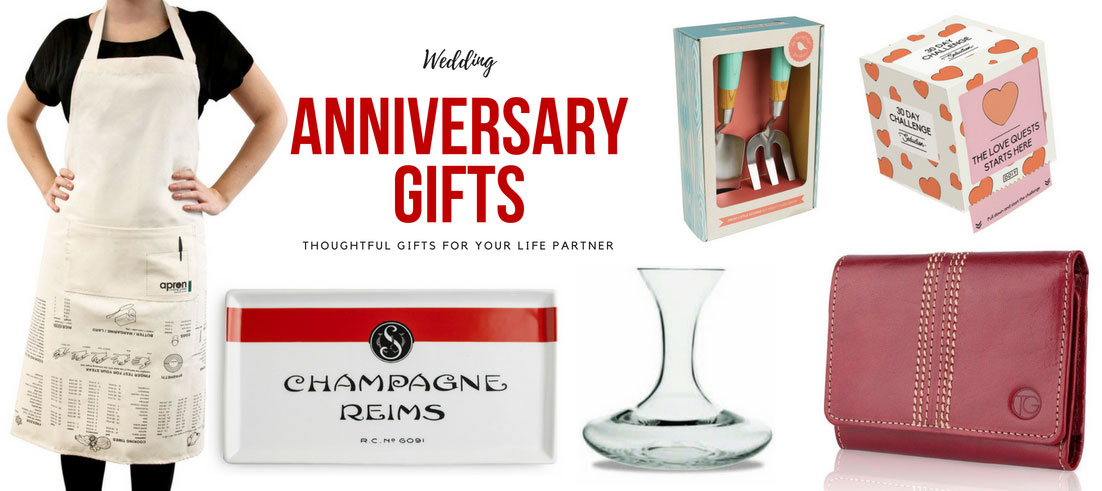Wedding-Anniversary Gifts