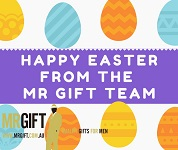 Happy Easter from Mr Gift